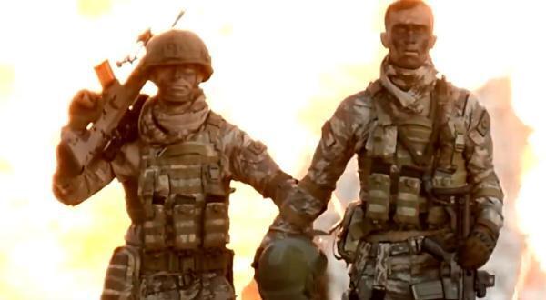 MSB: Komandolar Kuzey Irak'ta