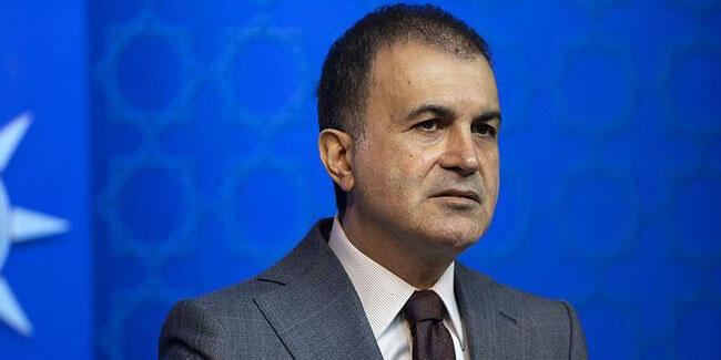 Son dakika: AK Parti Sözcüsü Çelik'ten Yunan Dışişleri Bakanı'na tepki