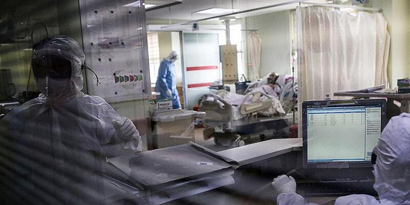 Son dakika haberi: 12 Nisan koronavirüs tablosu açıklandı! İşte son durum