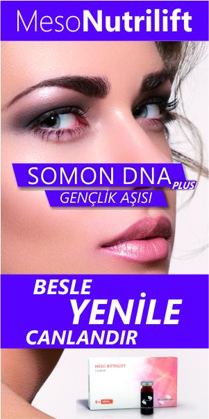 MesoNutrilifit Somon DNA Plus/ Gençlik Aşısı İle Yaşlanmaya Dur Deme Zamanı