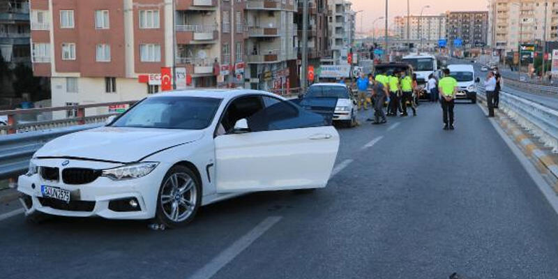 Arıza yapan otomobil kazaya neden oldu: 2 ölü, 2 yaralı