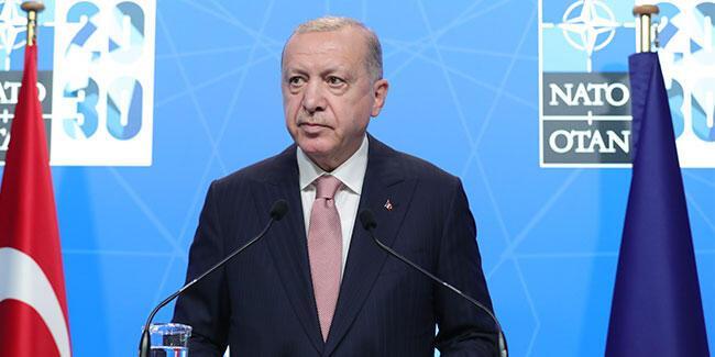 Cumhurbaşkanı Erdoğan Belçika'dan Azerbaycan'a gitti