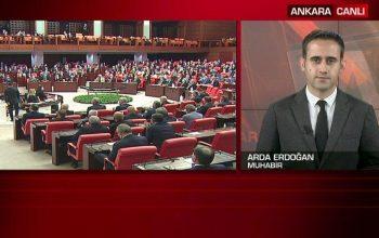 Meclis'te gündem yargı reformu