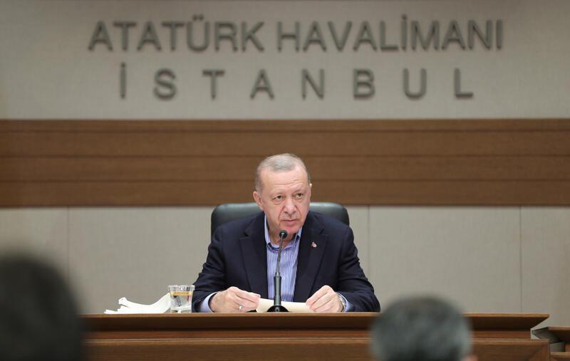 SON DAKİKA: Cumhurbaşkanı Erdoğan NATO zirvesine gidiyor