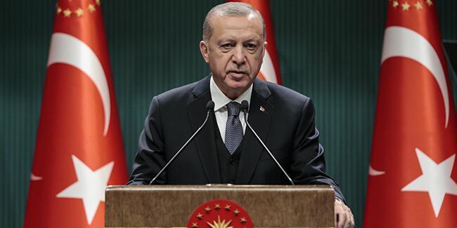 Son dakika… Hangi yasaklar kalktı? Cumhurbaşkanı Erdoğan açıklayacak