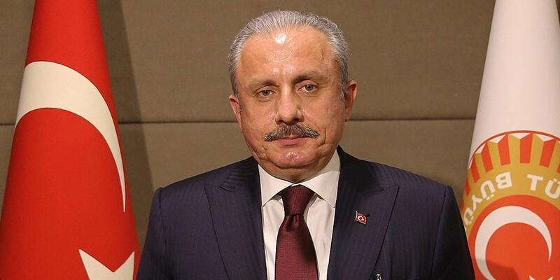 TBMM Başkanı Şentop'tan Kılıçdaroğlu'na cevap