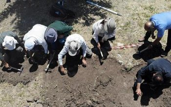 Tozkoparan Höyüğü'nde 4 ay sürecek kazı çalışması başladı
