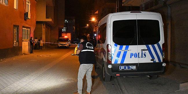 Adana'da aileler arasında silahlı kavga