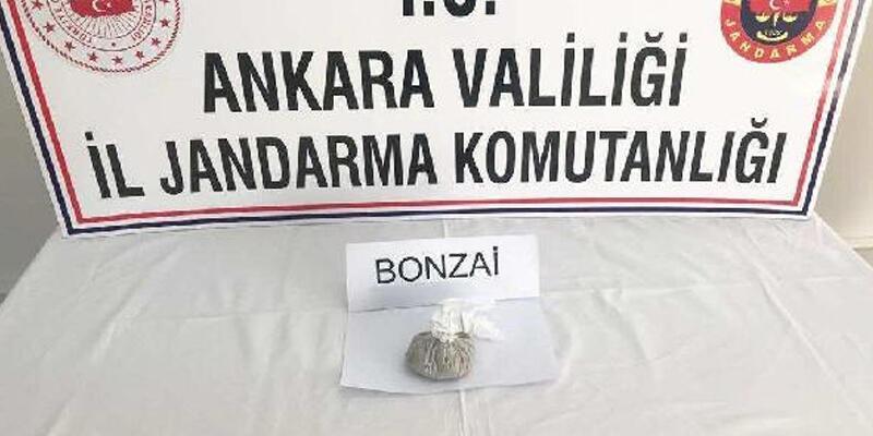 Ankara'da jandarmadan narkotik uygulaması; 12 gözaltı