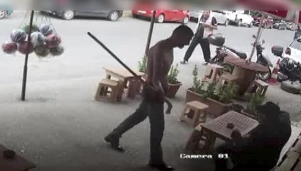Engellilere saldırmıştı, tutuklandı