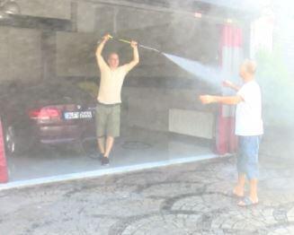 İstanbul'da hissedilen sıcaklık 42 derece oldu.