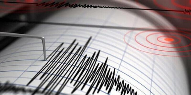 SON DAKİKA HABERİ: Datça açıklarında 4,6 büyüklüğünde deprem