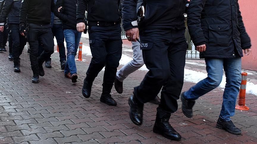 Balıkesir merkezli FETÖ'nün mahrem askeri yapılanmasına yönelik soruşturmada 42 gözaltı kararı