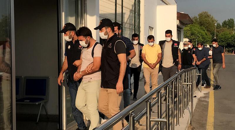 Son dakika… Adana'da FETÖ/PDY operasyonu: 8 şüpheli yakalandı