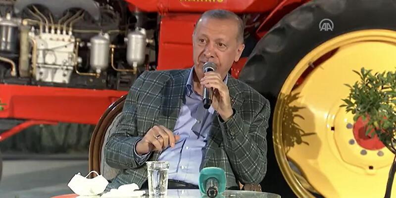 Son dakika haberi: Cumhurbaşkanı Erdoğan, Adana'da gençlerle buluştu